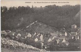 CARTE POSTALE  ORSAY 91  Le Haut Guichet Et Château De Corbeville - Orsay