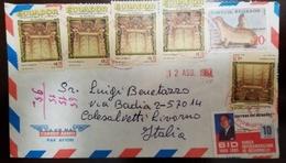 O) 1987 ECUADOR, CHAPEL DOOR SCT 868-SESQUICENTENNIAL OF THE BATTLE PICHINCHA, DISCOVERY OF THE GALAPAGOS-SEA LION SC 11 - Ecuador