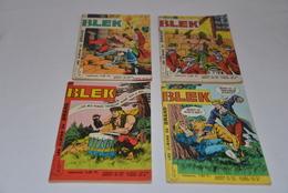 Les Albums Du Grand Blek  N° 261 – 284 – 285 – 287 - Blek