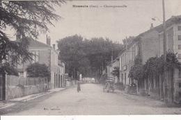 Masseube - France