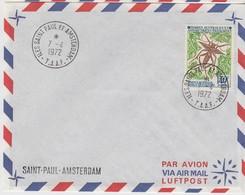 TAAF. 1972.  N° 42. ST PAUL/ 3 - Französische Süd- Und Antarktisgebiete (TAAF)