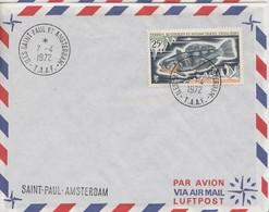 TAAF. 1972.  N° 37. ST PAUL/ 3 - Französische Süd- Und Antarktisgebiete (TAAF)