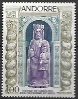 ANDORRE    -   1973  .  Y&T N° 228  **.   Vierge De Canolich - Unused Stamps