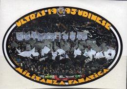 Ultras Udinese 1995 - Militanza Fanatica - - Adesivi