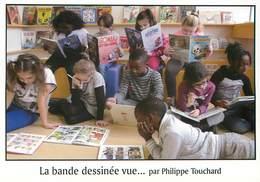 Photographes - Photographe Philippe Touchard - Enghien Les Bains - La Bande Dessinée - Passion BD à L'école - Illustrateurs & Photographes