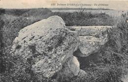 ¤¤  -   ILE-D'OLERON    -  Dolmen D'ORS   -  Mégalithe     -   ¤¤ - Ile D'Oléron