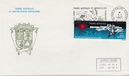 TAAF. 1983.  PA N° 78. ALFRED FAURE  /   3 - Französische Süd- Und Antarktisgebiete (TAAF)