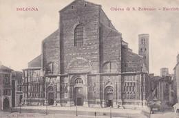BOLOGNA / CHIESA DI S PETRONIO / FACCIATA / PRECURSEUR - Bologna