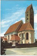 CPM, Allemagne , Weicht , Pfarrkirche St. Vitus  - Choransicht , Ed. 1987 - Ohne Zuordnung