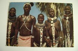 EAST AFRICA       KENYA   AFRICA  AFRIQUE    VIAGGIATA  COME DA FOTO - Kenia
