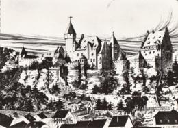 Larochette - Châteaux Historiques Reconstitution Des Châteaux D'après J.P. Koenig - Larochette