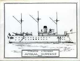 Cuirassé D'escadre Amiral Duperré - Guerra