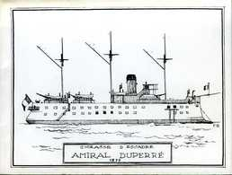 Cuirassé D'escadre Amiral Duperré - Krieg