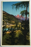 IMER ( TRENTO ) VIAGGIATA 1938 FP - Trento
