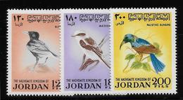 Jordanie N°675/677 -  Oiseaux - Neufs ** Sans Charnière - TB - Jordanie