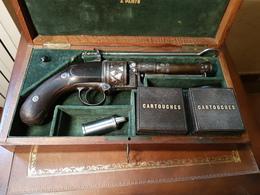 Luxueux Devisme 1858 - Armes Neutralisées