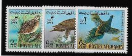 Afghanistan N°926/928 -  Oiseaux - Neufs ** Sans Charnière - TB - Afghanistan