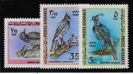 Afghanistan N°786/788 -  Oiseaux - Neufs ** Sans Charnière - TB - Afghanistan