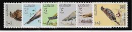 Libye N°255/260 -  Oiseaux - Neufs ** Sans Charnière - TB - Libye