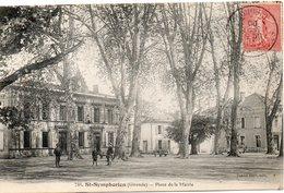 SAINT SYMPHORIEN Place De La Mairie - France