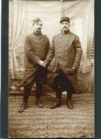 Carte Photo - Militaires, 1915 - Guerre 1914-18