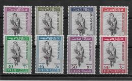 Kuweit N°279/286 -  Oiseaux - Neufs ** Sans Charnière - TB - Koweït