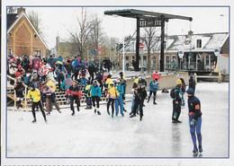 SNEEK - HOLLAND - 15° ELFSTEDENTOCHT 04.01.1997 - NUOVA - Sneek
