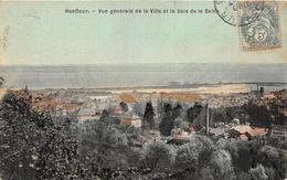 ¤¤  -   HONFLEUR   -  Vue Générale De La Ville Et La Baie De La Seine       -   ¤¤ - Honfleur