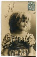 CPA ENFANT Beau Portrait (. à Nita Robert D' Argental ) - Portraits