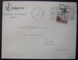 Campion 35 Rue Des Francs Bourgeois  Paris 1954 - 1921-1960: Modern Tijdperk