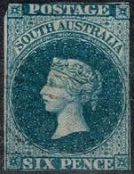 Australie Du Sud - 1855 - Y&T N° 3, Oblitéré - Used Stamps