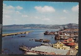 LIBANO - BEYROUTH - IL PORTO - EDIT. KRUGER # 987/15 - NUOVA SCRITTA AL VERSO - Libano