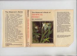 OB47. Observer's Book Of Tropical Fishes 1978 - Libri, Riviste, Fumetti
