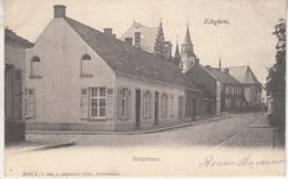 Edegem - Edeghem - Dorpstraat - Uitg. Hermans, Antwerpen Serie L Nr 100 - Edegem