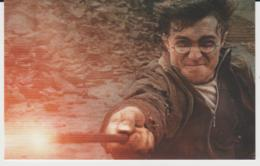 Postcard - Harry Potter - Scenes From The Films - Card Number 59 New - To Identify