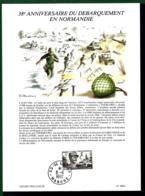 DÉBARQUEMENT - MANCHE - GÉNÉRAL LECLERC - Militaria