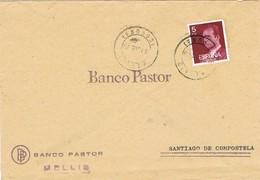 30632. Carta MELLID (Coruña) 1979. Banco Pastor - 1931-Hoy: 2ª República - ... Juan Carlos I