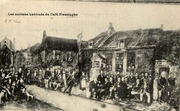 BRUGES - LES ANCIENS HABITUES DU CAFE FLESSINGHE - Brugge