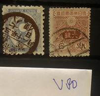 V80 Japan Collection High CV - Usati