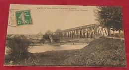 70 - Baulay  - ( Haute Saône )  - Pont Sur La Saône    ---------- 478 - France