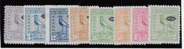 Uruguay Service N°126/133 -  Oiseaux - Neufs * Avec Charnière - TB - Uruguay