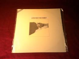 GERARD  MANSET  °  LUMIERES - Vinyl Records