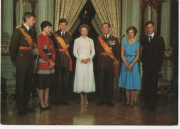 LUXEMBOURG - CPM - LA FAMILLE GRAND DUCALE - Grand-Ducal Family