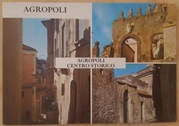 AGROPOLI - SALERNO Centro Storico - Multiview  Vg 1981 - Salerno