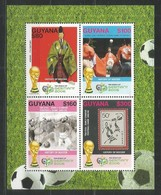 GUYANA - MNH - Sport - Soccer - World Cup 2006 - Coupe Du Monde