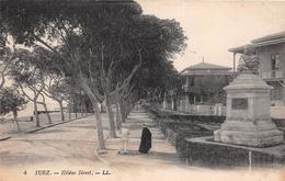 ¤¤  -   EGYPTE    -     SUEZ    -  Hélène Street     -   ¤¤ - Suez