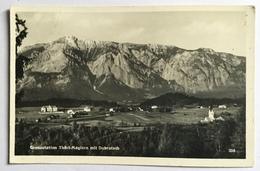 GRENZSTATION THORL- MAGLERN MIT DOBRATSCH VIAGGIATA FP - Austria