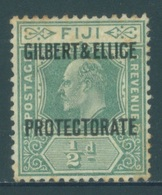 GILBERT ELLICE -  MH/* - 1911 - 2nd CHOICE - Yv 1 -  Lot 18261 - Îles Gilbert Et Ellice (...-1979)