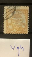 V94 Japan Collection High CV  Mi17z REAL??? - Used Stamps