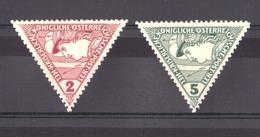 Autriche - 1916 - Timbres Pour Journaux N° 25 Et 26 - Neufs ** - Pour Exprès - Journaux
